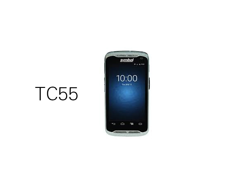 TC55本体写真