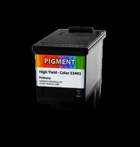 インクジェットラベルプリンタLX610専用の顔料インクカートリッジ