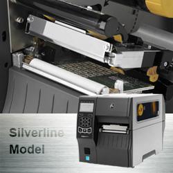 ZT410 RFID Silverline
