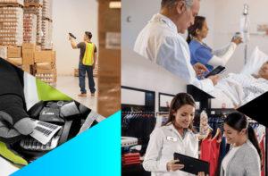 製造/運輸および物流/流通・小売/ホスピタリティ業界を超えてエンタープライズで活躍するZebra製品