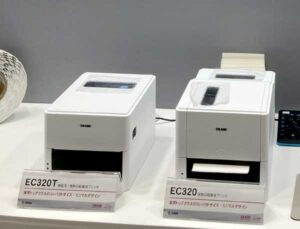 EC300シリーズ第23回自動認識総合展レポート