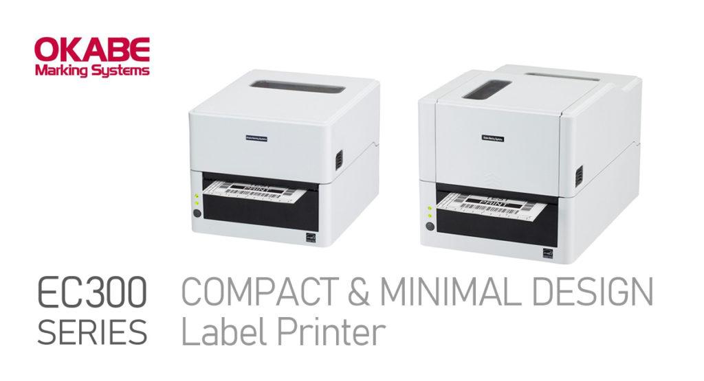 コンパクトサイズ&ミニマルデザインEC300シリーズの画像