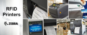 Zebra RFIDプリンタ 産業用・小型デスクトップ・モバイルまでさまざまなRFIDプリンタを取り揃え