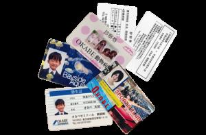 カードプリンタによるオリジナルIDカード印刷