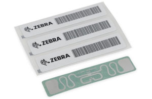 RFIDラベルに印刷と同時にエンコード