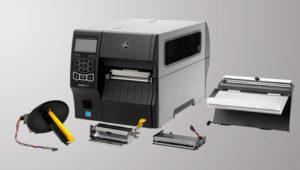 ZT400シリーズのオプションパーツ