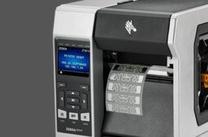 ZT610 RFIDラベルへ印刷と同時にエンコード