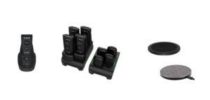 CS6080はさまざまな充電用のアクセサリ・市販のワイヤレス充電器にも対応
