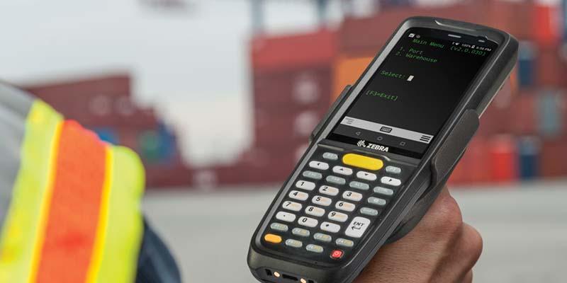 MC2200は強力なプロセッサと最新Android OSハンディ