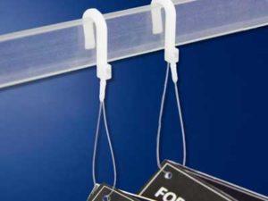吊り下げ可能なループタグHook-LOX(フックロックス)