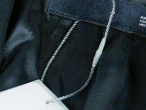 太糸LOXRは太い糸で高級感のあるタグファスナー
