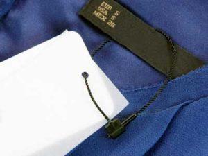 糸LOXは糸にロック機能をつけたタグファスナー