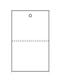 標準1号札 プロパータグ イメージ