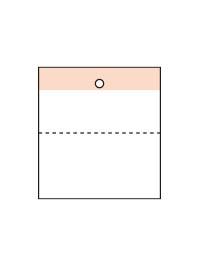 標準2号札 セールタグ イメージ