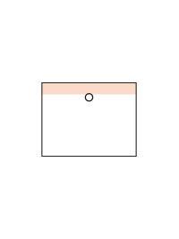 標準4号札 セールタグ イメージ