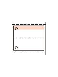 標準5号札 貼り合わせ セールラベル イメージ