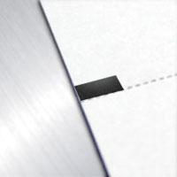 プリンタに合わせてタグにアイマーク・ブラックマークを印刷できます