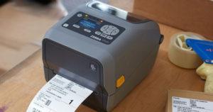 ZD620はコンパクトでも業務用の性能