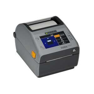 感熱印刷(ダイレクトサーマル)タイプのZD621d