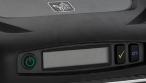 ZQ510/ZQ520のシンプルで操作しやすいボタン