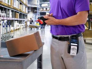 ZQ600 ZQ610/ZQ620は巨大な倉庫などのピッキングに最適