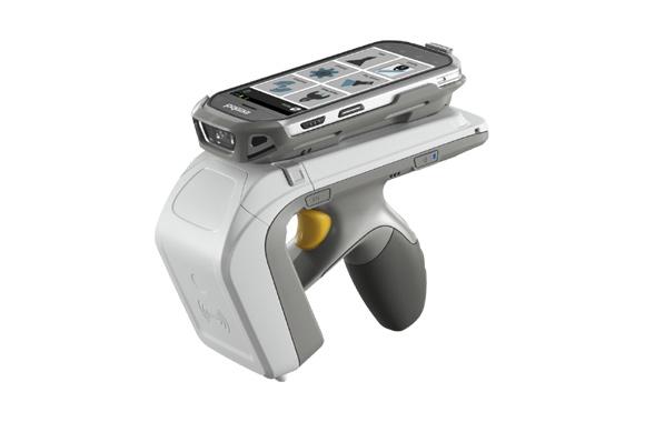 RFD8500はiPhoneなども装着できる