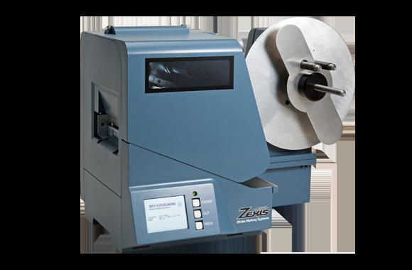 タグ・ラベルプリンタ Zexis M9820 本体写真