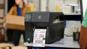 ZT220/ZT230は導入しやすい産業むけラベルプリンタ