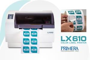 インクジェットプリンタLX610