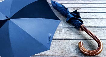 洋傘メーカーのイメージ