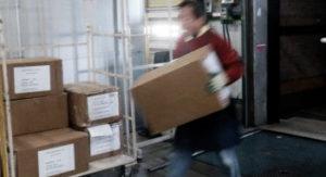 RFID入荷検品・棚卸クラウド情報共有システム