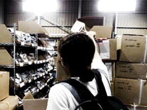 RFID入出庫・棚卸検品システム