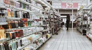 スーパーマーケット棚札