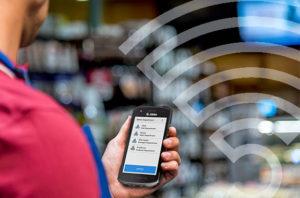 TC21/TC26は高速なwi-fiやBluetooth、NFCなどあらゆるワイヤレス接続が可能