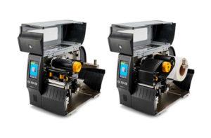ZT411/ZT421は堅牢かつユーザーフレンドリーな設計