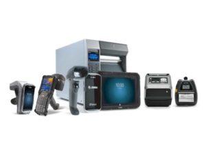 ゼブラのプリンタ・バーコードリーダ/スキャナ・業務用端末・RFID機器
