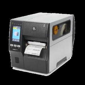 金属用RFIDラベル印刷とエンコードZT411オンメタル